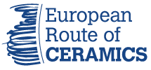 European route of ceramics Logo