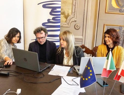 Assembly of the European Route of Ceramics in videoconference