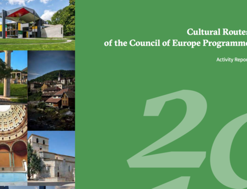 2019 Activity Report of the Cultural Routes of the Council of Europe Programme
