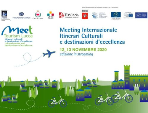 Meet Tourism Lucca – International Meeting on cultural tourism and destinations of excellence – Webinar